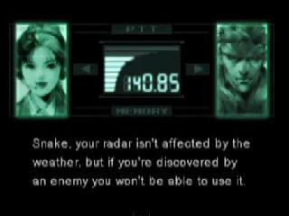 Screenshot Thumbnail / Media File 1 for Metal Gear Solid [disc1of2]